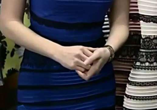 Почему люди видят разные цвета в чем