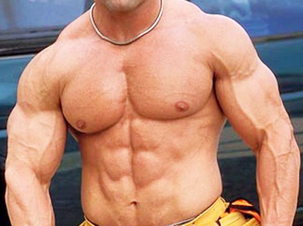 мужская грудь