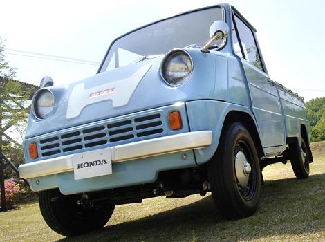 история марки хонда