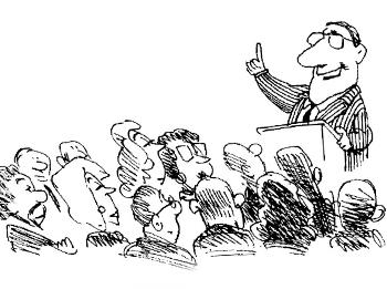 Как стать хорошим оратором?