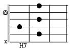 Аккорд H7