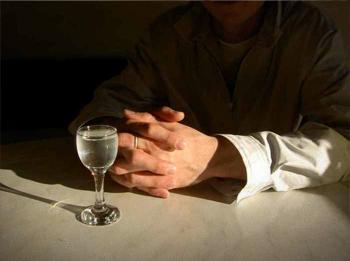 Жизнь алкоголика