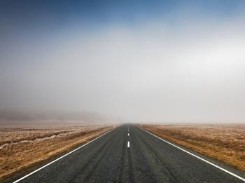 Езда по трассе, на дальние расстояния
