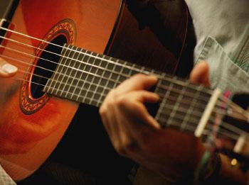 Инструкция по обучению игры на гитаре. Часть №1
