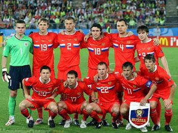 Что произошло с нашими футболистами на ЕВРО 2012