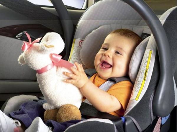Как правильно выбрать автокресло для ребенка?