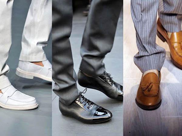 Как выбрать мужскую обувь?