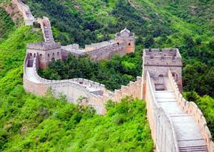 Великая китайская стена, Пекин.
