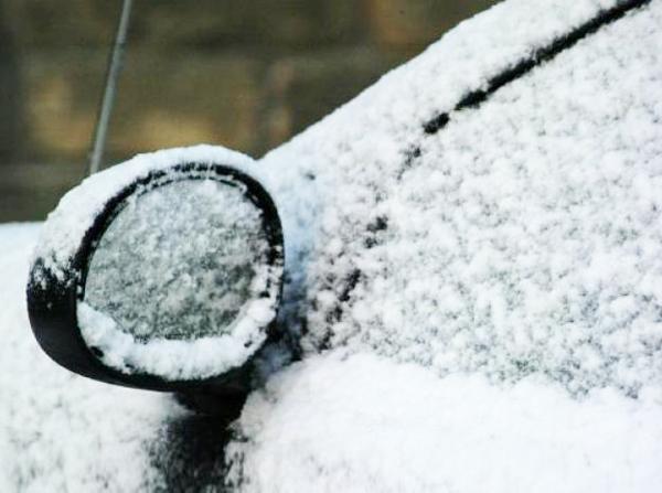 Что нужно для авто зимой?