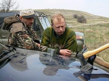 Авто для охоты и рыбалки