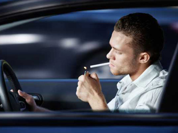 Запах сигарет в машине - как избавиться?