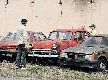 Запчасти для старых авто