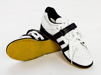 Обувь в тренажерном зале