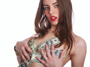 Девушкам нужны только деньги и секс?