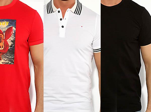 мужские футболки купить