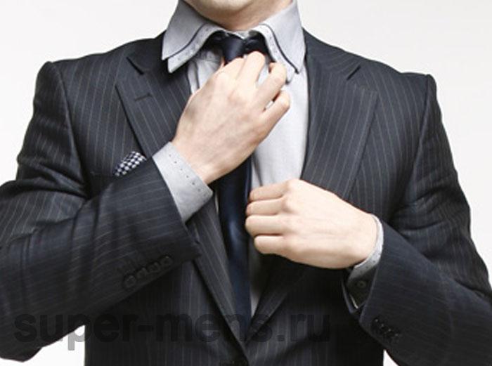 Как правильно завязывать галстук?