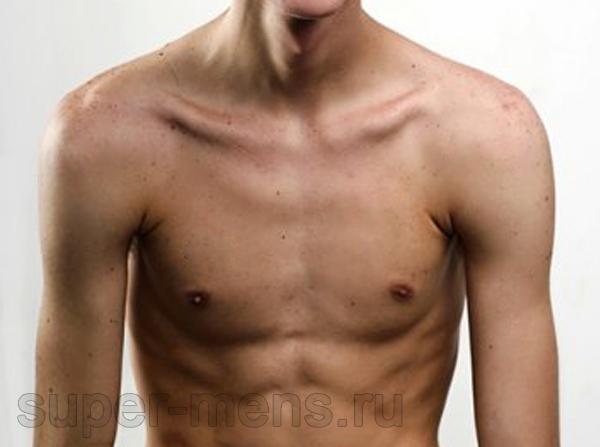 Как увеличить грудную клетку?