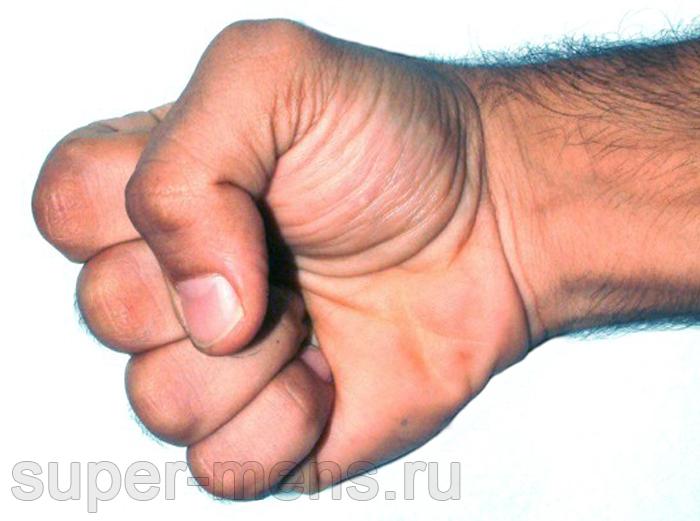 Упражнение для кистей рук!