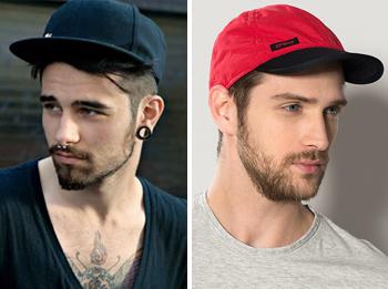 Как носить кепку?