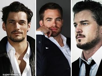 Мужские бородки