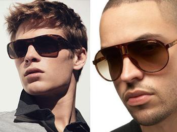 Как выбрать мужские солнцезащитные очки?