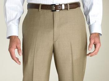 С чем носить мужские брюки?