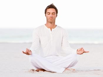 Чем полезна медитация для мужчин