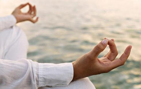 медитация мужская