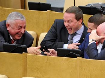 Как стать депутатом Госдумы?