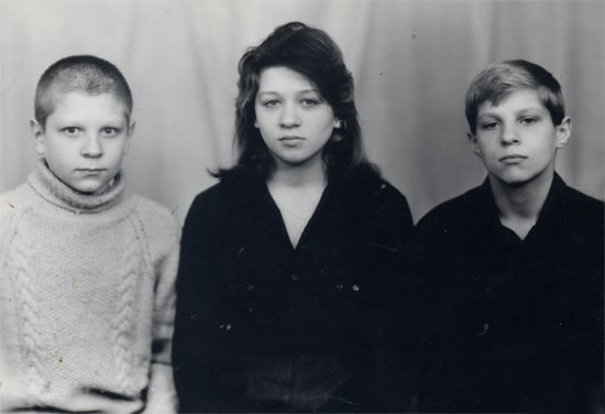фото федор емельяненко в молодости