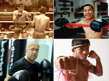 Лучшие бойцы Муай Тай