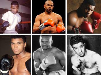 Самые лучшие боксеры мира