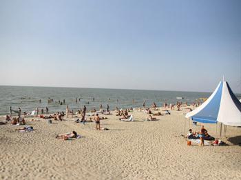 Отдых на Азовском море, Ейск