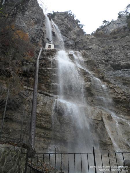 Водопад, Учан-Су