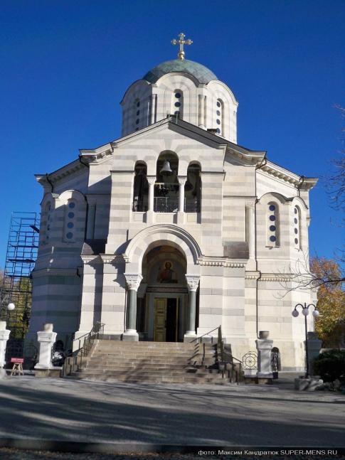 собор в центре