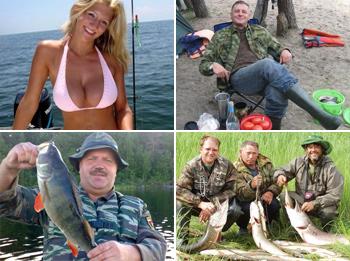 Что брать на рыбалку?