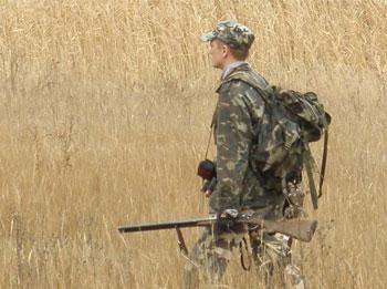 стать охотником