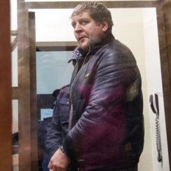 Александра Емельяненко опять задержали: арестован в Анапе на 7 суток