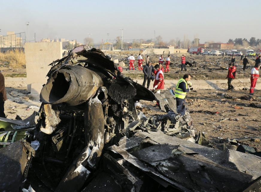 Иран случайно сбил украинский самолет