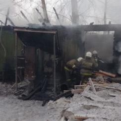 В Сибири погибло 11 человек в пожаре: видео, фото