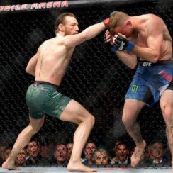 Макгрегор против Серроне смотреть бой: полное видео
