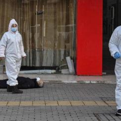 Коронавирус теперь в России: видео, фото, эвакуация